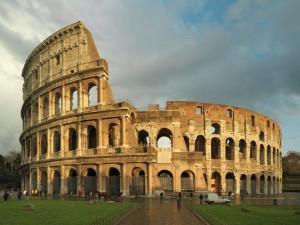 Colosseo facciata